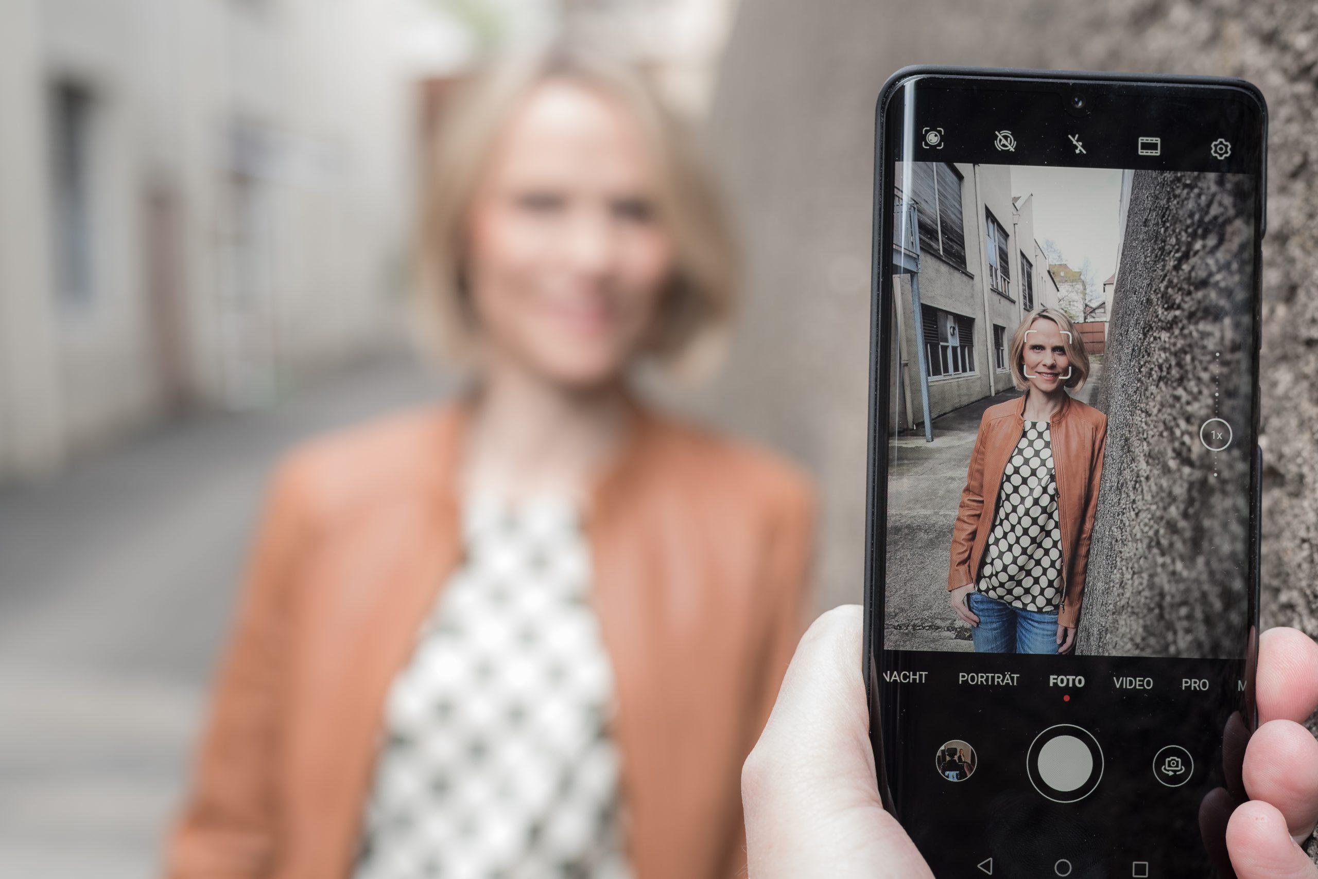 Kösler Fotografie Handy Fotokurs Portrait Esslingen