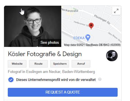 Google_my_Business_Koesler_Fotografie_Vorschau