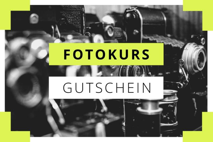 Kösler Fotografie Fotokurs Gutschein
