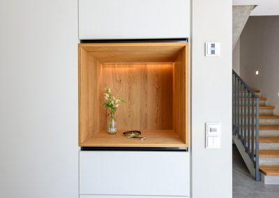 Kösler-Fotografie Esslingen, Innenarchitektur Thalau, Eingangsbereich