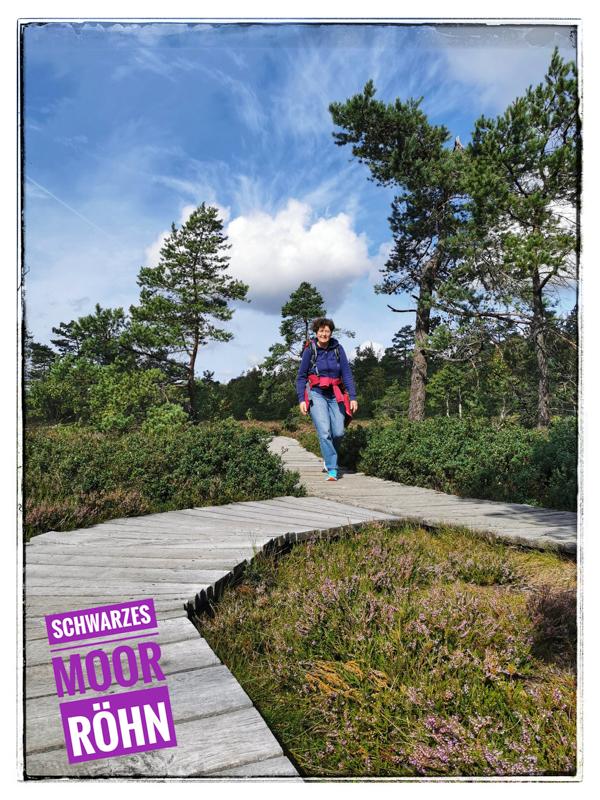 Kösler Fotografie Esslingen, Workshop Handyfotografie, schwarzes Moor Röhn